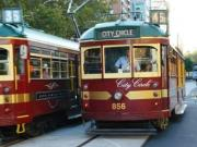 Trams in Melbourne