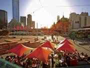 Magnificent Melbourne - Morning City Sights